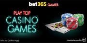 Bet365 games offer: get a £100 bonus at Bet365 Vegas