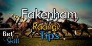 Today's Fakenham horse racing tips, predictions and free bets